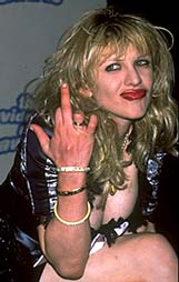 kid rock middle finger